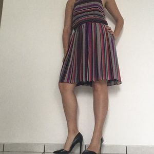 Casual, colorful Dress